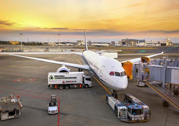 Sea & Air freight Export